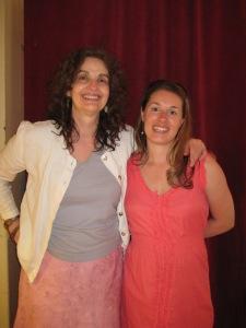 Debra McLaughlin & Jen Lawrence - 3 Graces Productions (Photo by Gina Hereen)